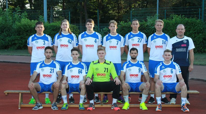 Handball-Kreisliga: Glatter 33:26-Heimsieg gegen den TV Schriesheim: