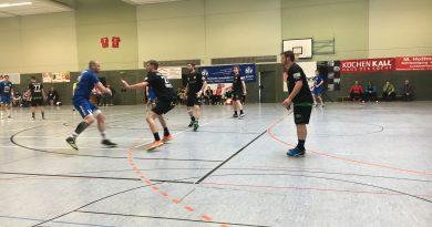 """Handball-Badenliga: Hockenheim erreicht nur ein 25:25 gegen den TV FriedrichsfeldBeim HSV ist derzeit der """"Wurm drin"""""""