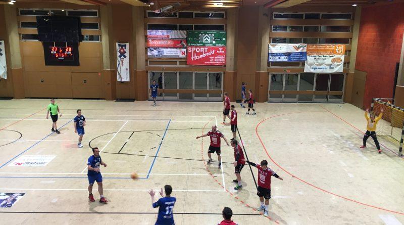 Handball-Badenliga: Hockenheim erreicht in Plankstadt ein verdientes 24:24-Unentschieden