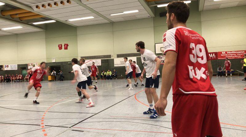 Hochspannende Partie endet unentschieden – HSV trennt sich von der HG 2 mit 28:28 (15:14)