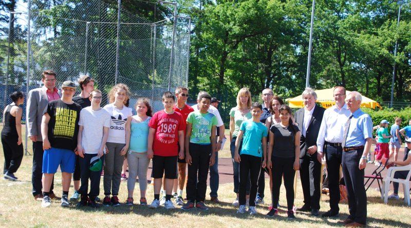 HSV: Sportfest der Comenius-Schule