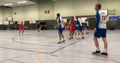 Handball-Badenliga:Hockenheim gewinnt gegen HSG St. Leon/Reilingen mit 29:26 (16:11)