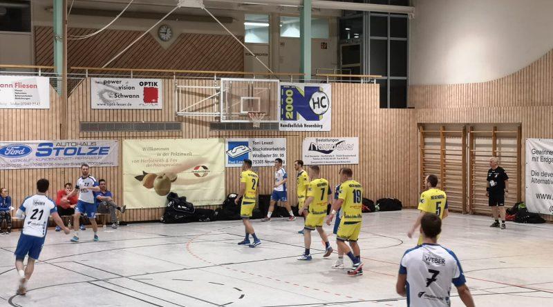 Handball-Badenliga:Hockenheimunterliegt Tabellenführer Neuenbürgmit 27:23(17:10)