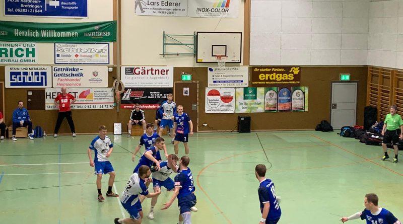Handball-Badenliga:HSV verliert 21:19 (12:11) beim TV Harheim