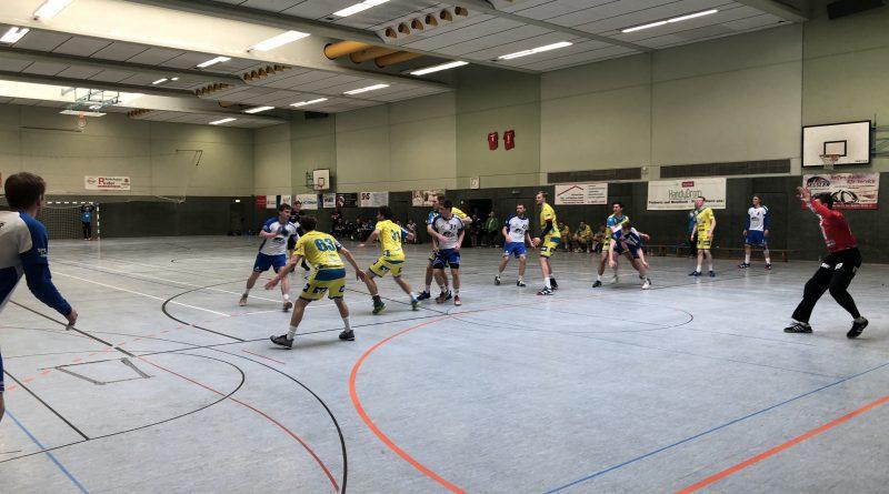 Handball-Badenliga:Knappe 27:28(10:15) Heimniederlage für den HSV