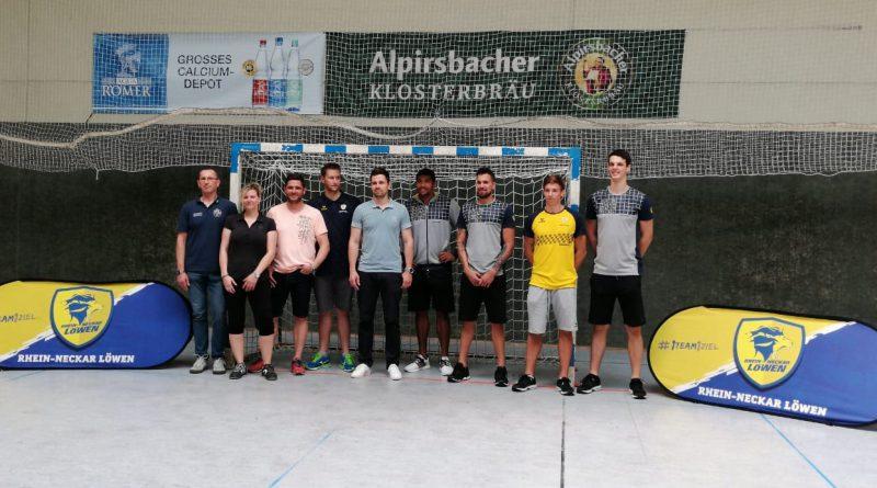 Handball Experience Daymit den Rhein-Neckar Löwen