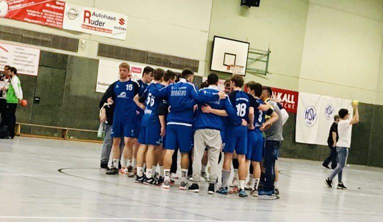 Handball-Verbandsliga:HSV HockenheimSieg mit 38:21Toren