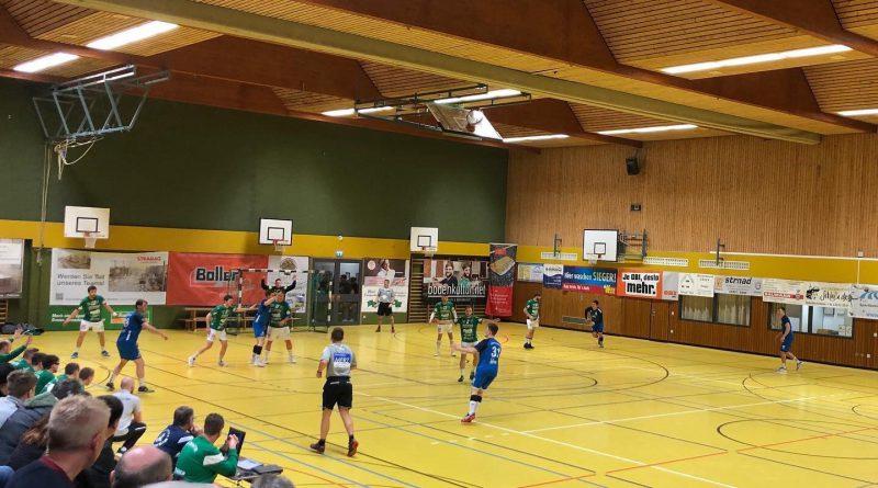 Handball-Verbandsliga: Kein Sieger im Taubertal