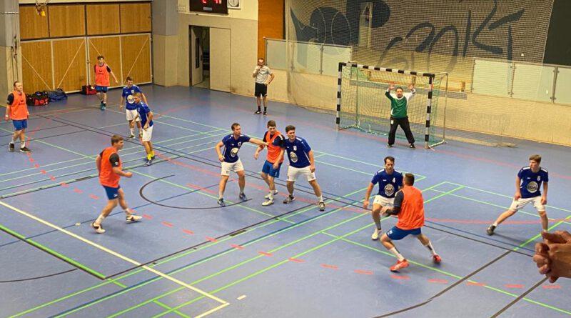 HSV II vergibt Auftaktspiel in der zweiten Halbzeit